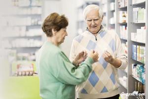 Помощь пожилым в выборе ЛП