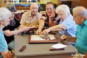 Интеллектуальные игры пожилых