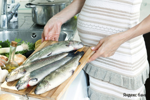 Рыба для беременных